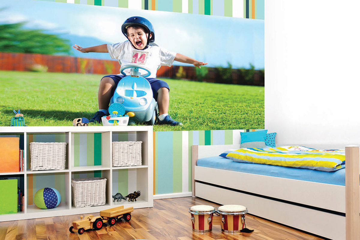 home-Children room wall-graphic