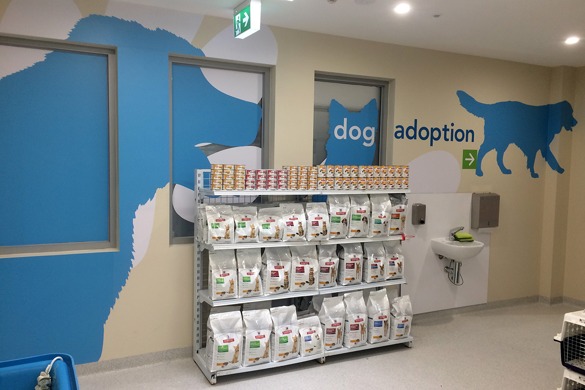 retail-rspca-wall-graphic