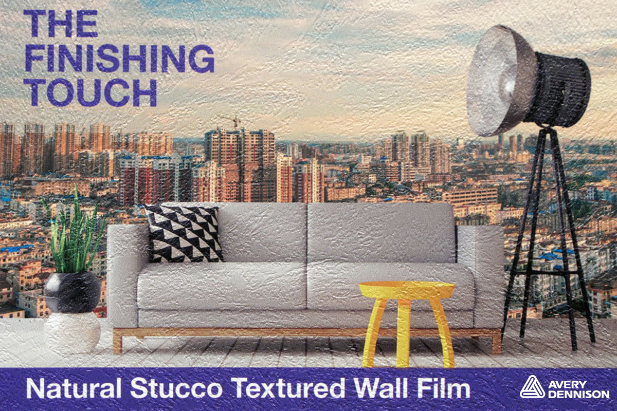 Avery-Dennison-Natural-Stucco-Textured-Wall-Film